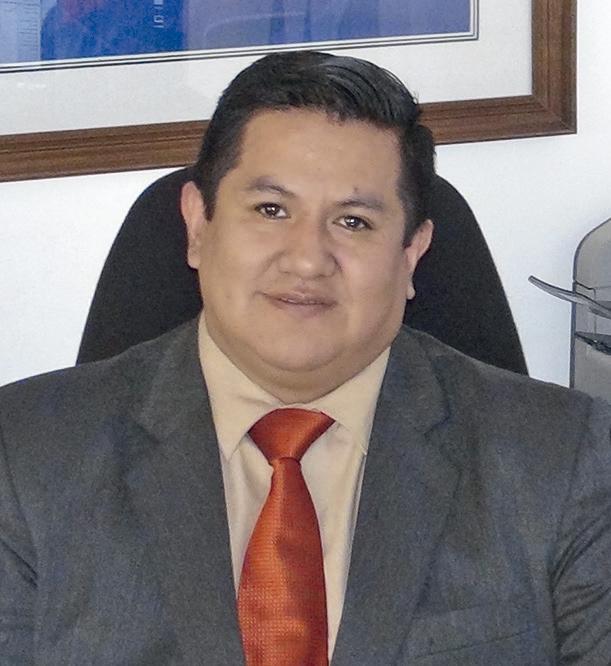 Coordinador General Dr Ivan Larico