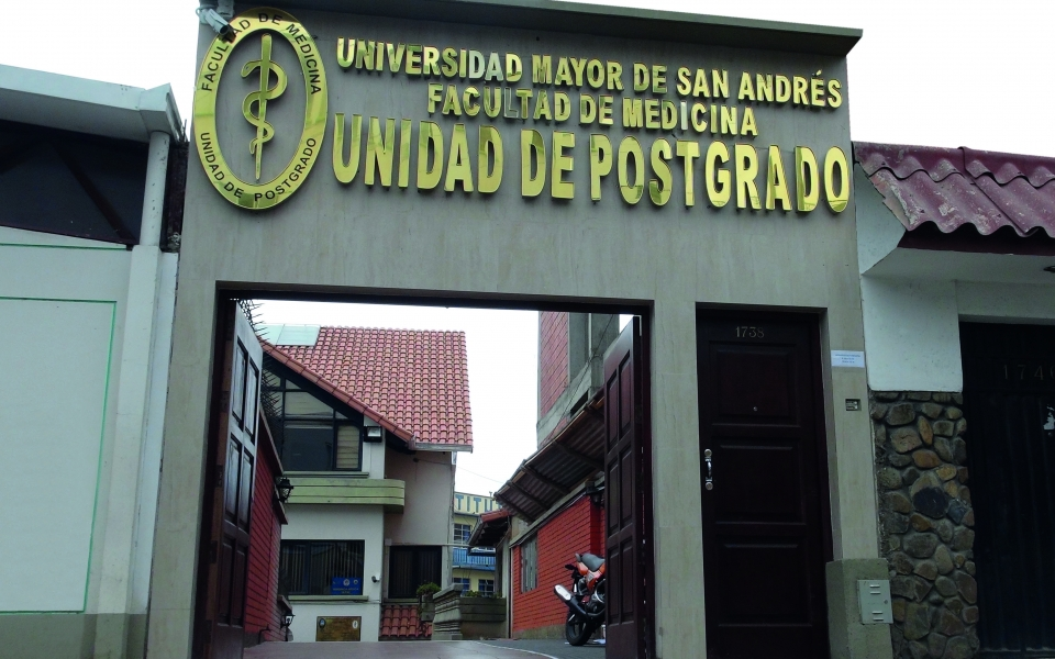 Postgrado Miraflores